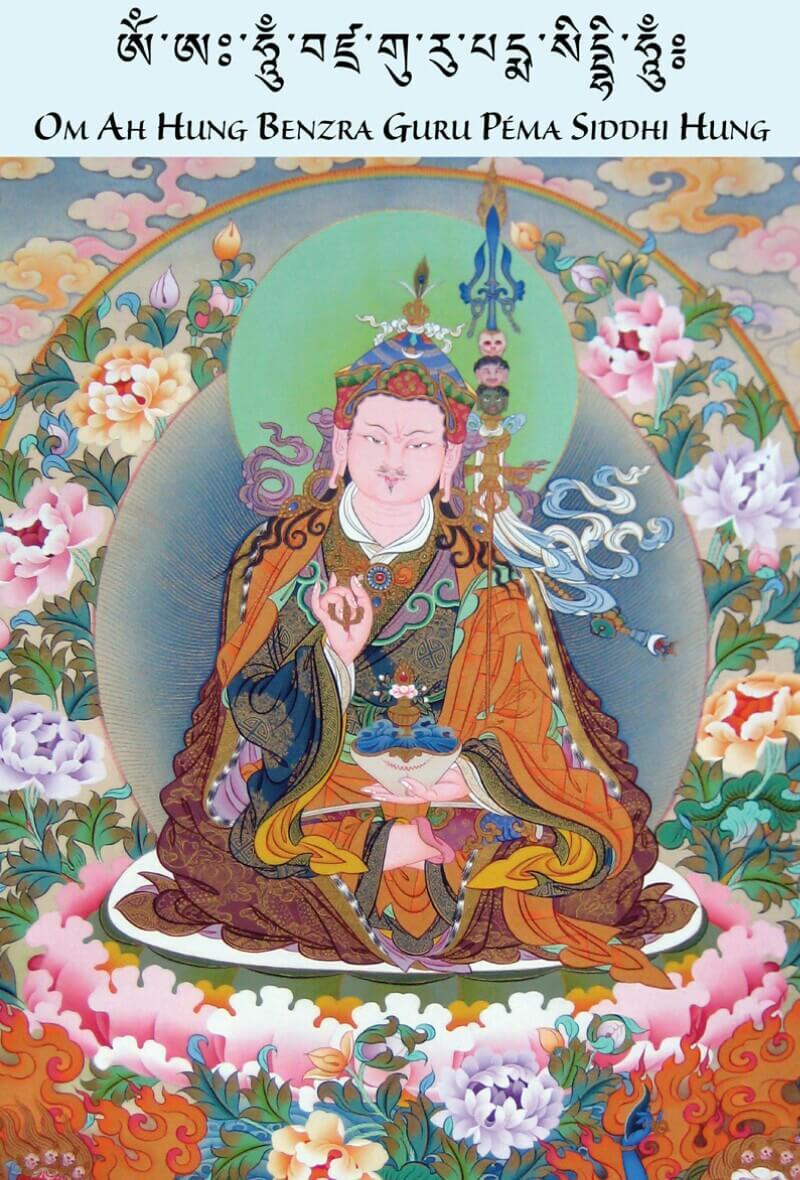Práctica de Meditación de Padmasambhava