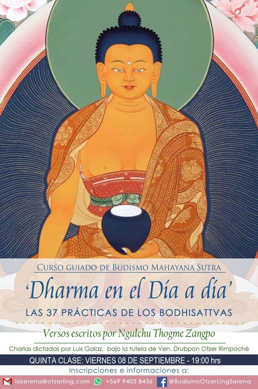 Dharma en el Día a día: La Vía Mahayana – clase 3