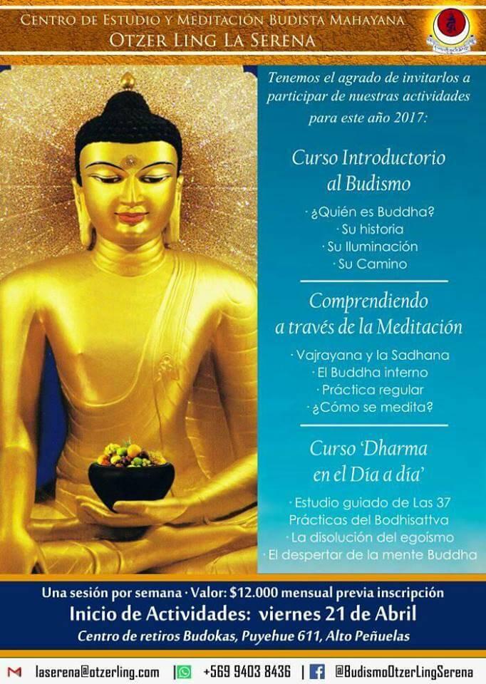 Curso Introductorio al Budismo