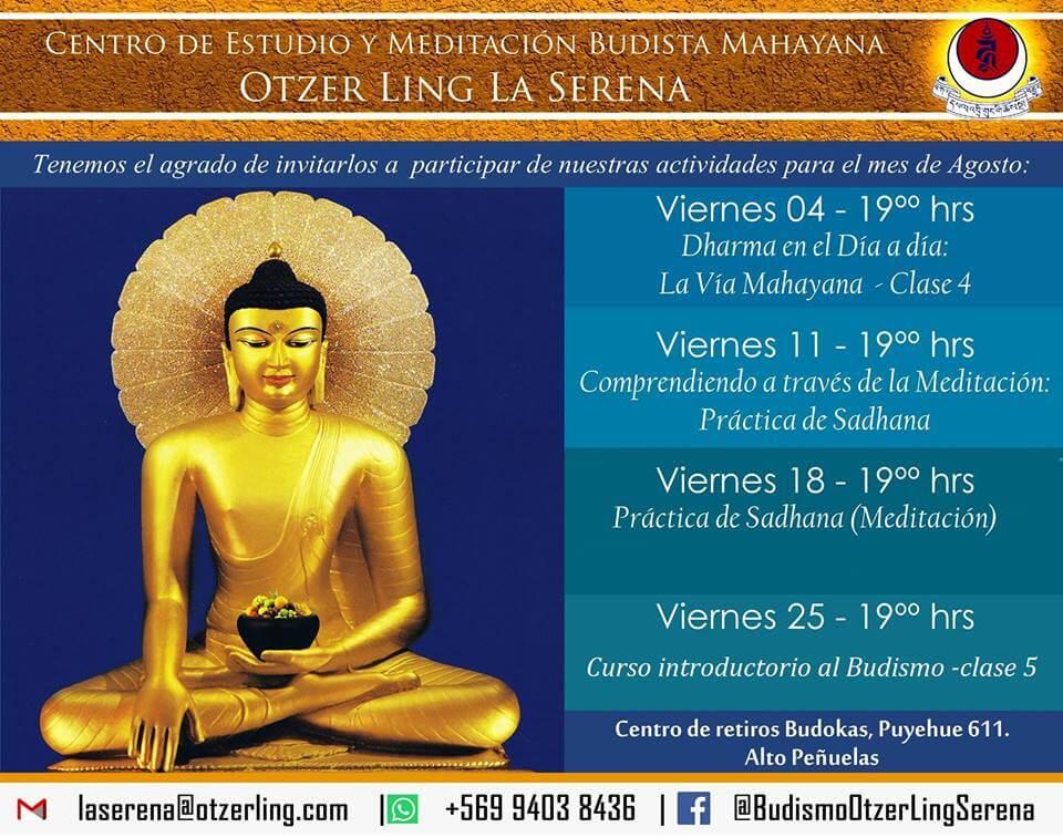 Introducción al budismo clase 5 – los cuatro inconmensurables