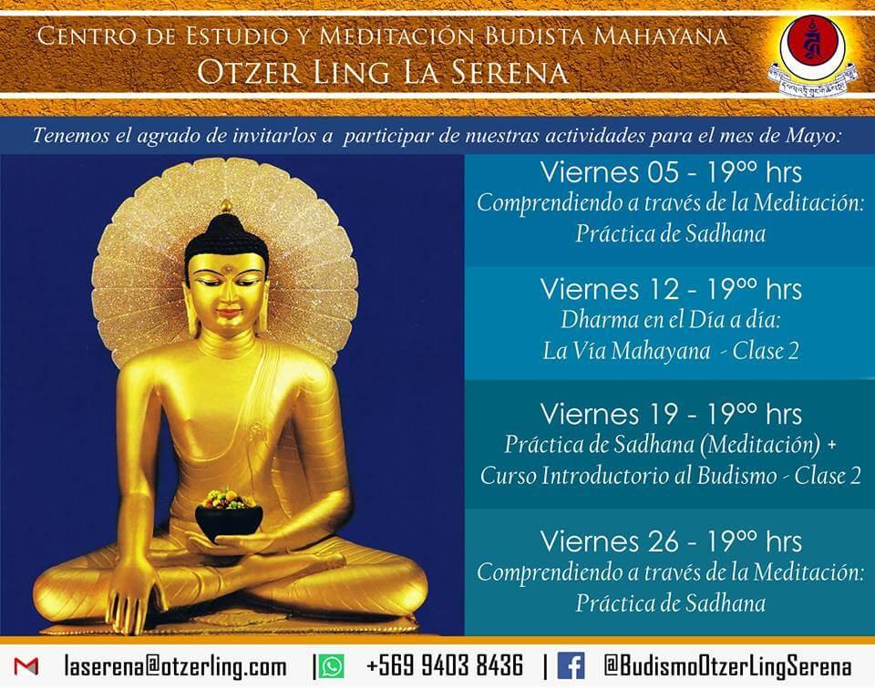 Curso introductorio al Budismo clase 2 + Practica de Samatha
