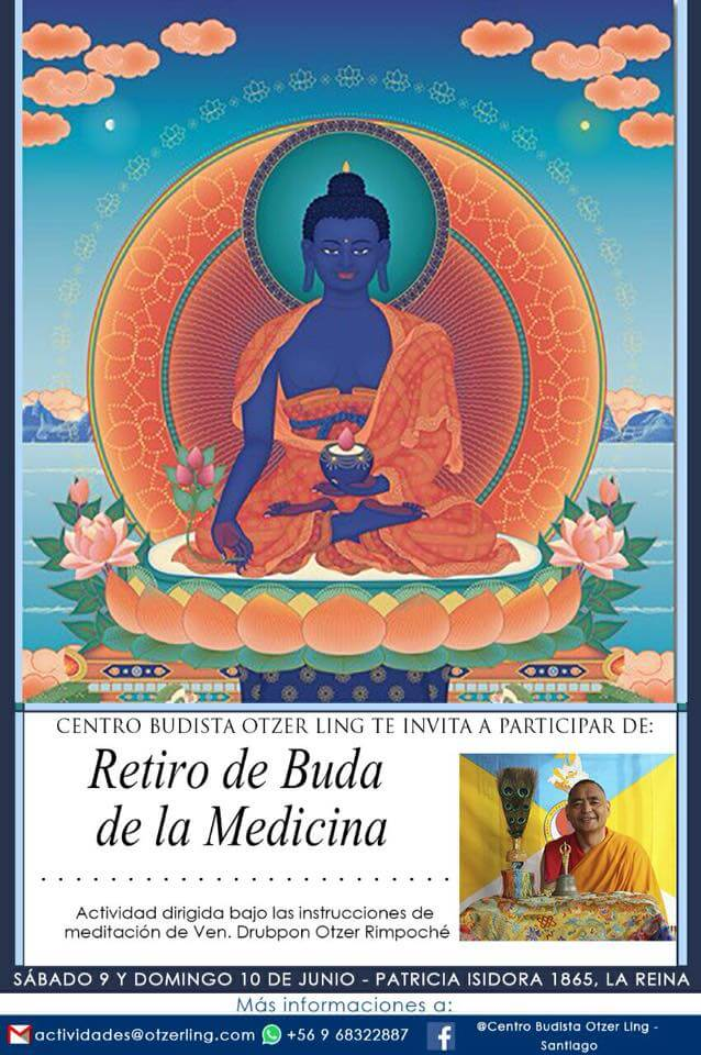 Retiro de Buda de la Medicina