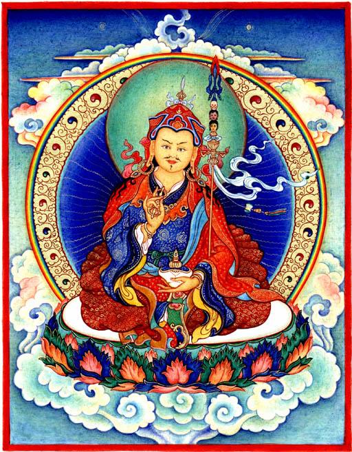 Práctica Sadhana de Padmasambhava