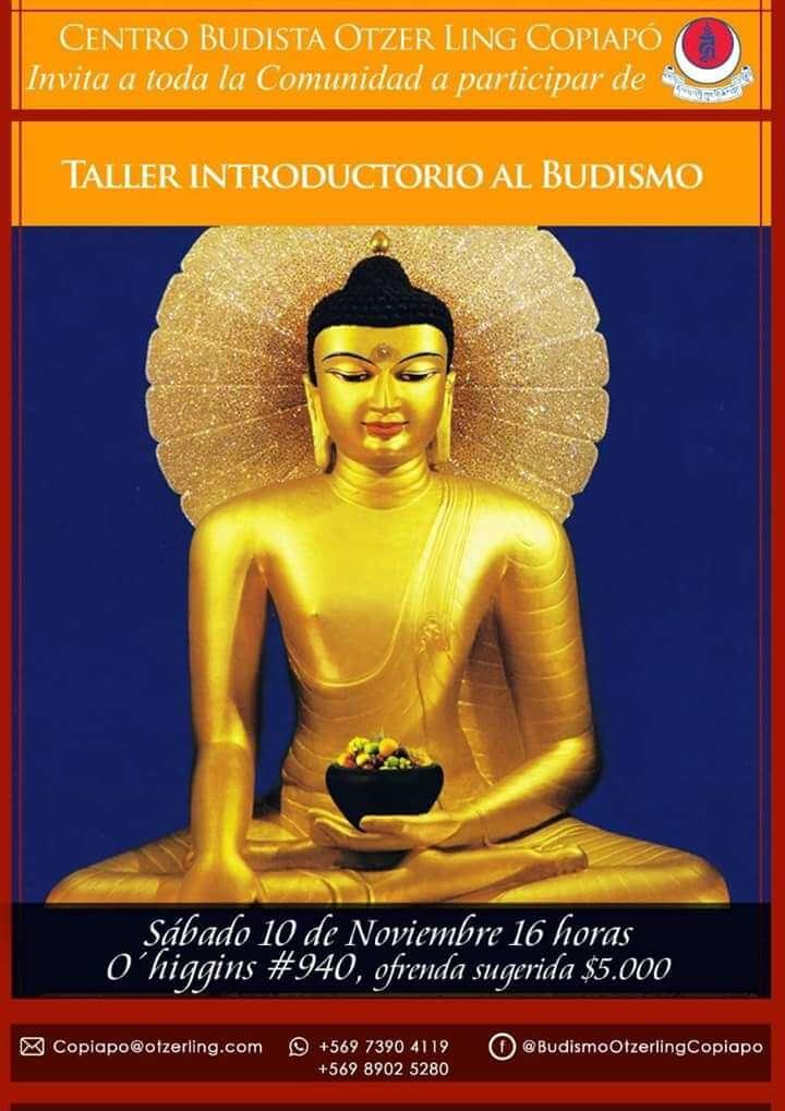 Taller Introductorio al Budismo