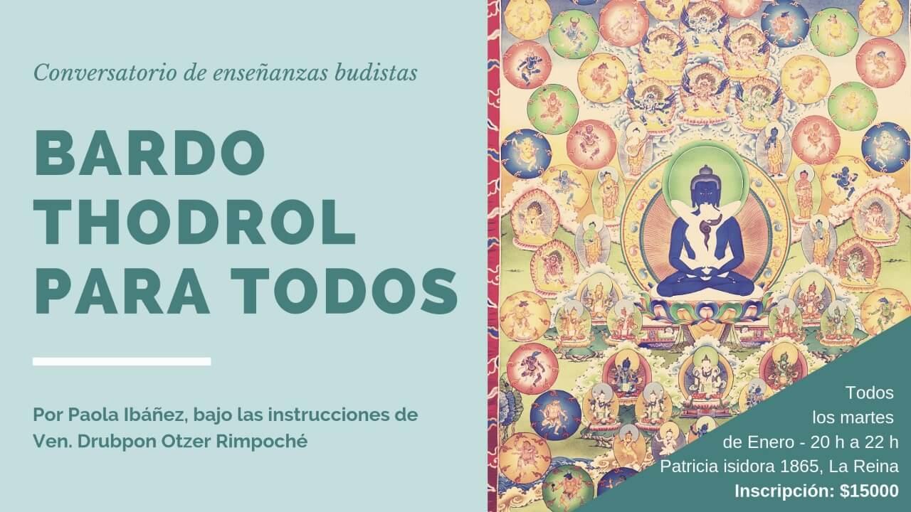 Conversatorio: Introducción al Bardo Thodrol