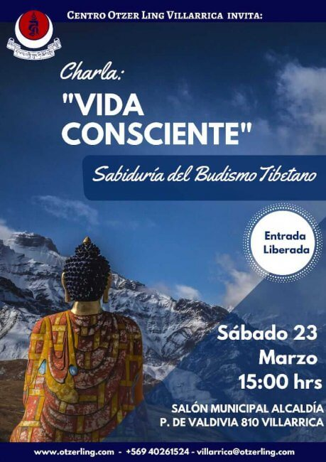 VIDA CONSCIENTE: «Sabiduría del Budismo Tibetano»