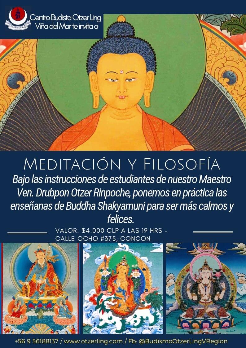 Meditación y Filosofía