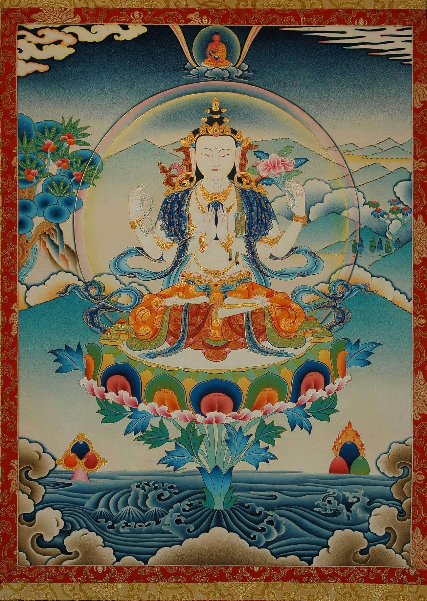 Los Beneficios y Significado del Mani Mantra
