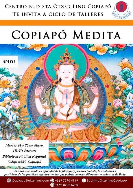 Taller de Meditación: COPIAPÓ MEDITA