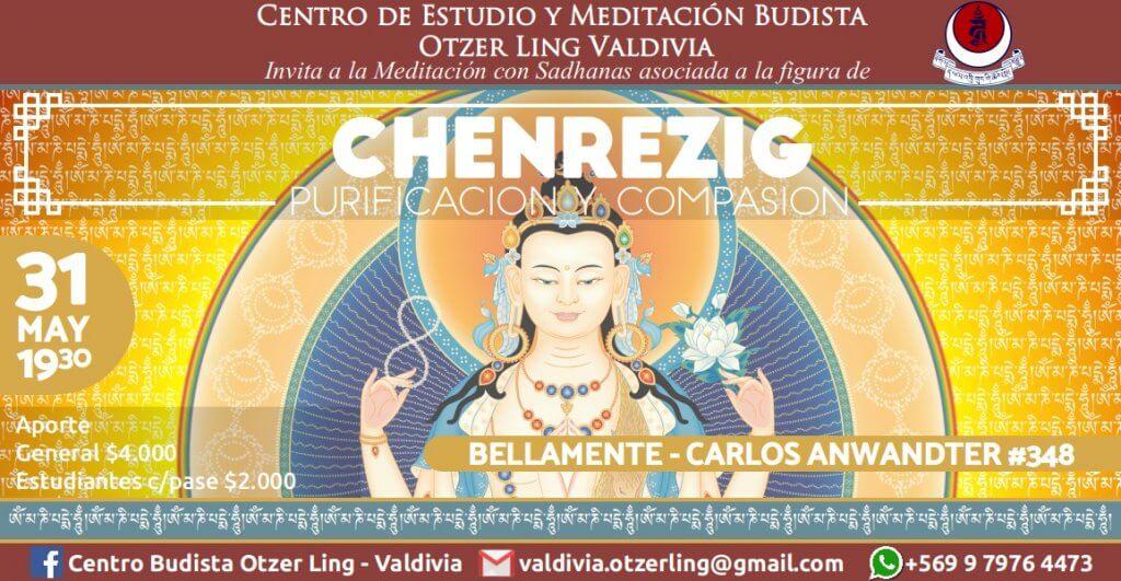 CHENREZIG: Purificacion y Compasion.
