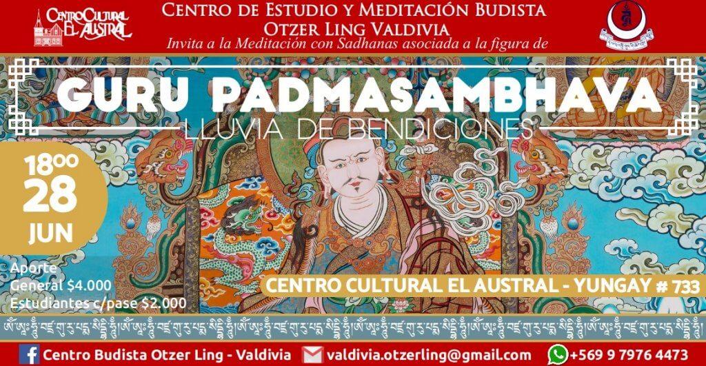 Guru Padmasambhava; Lluvia de Bendiciones