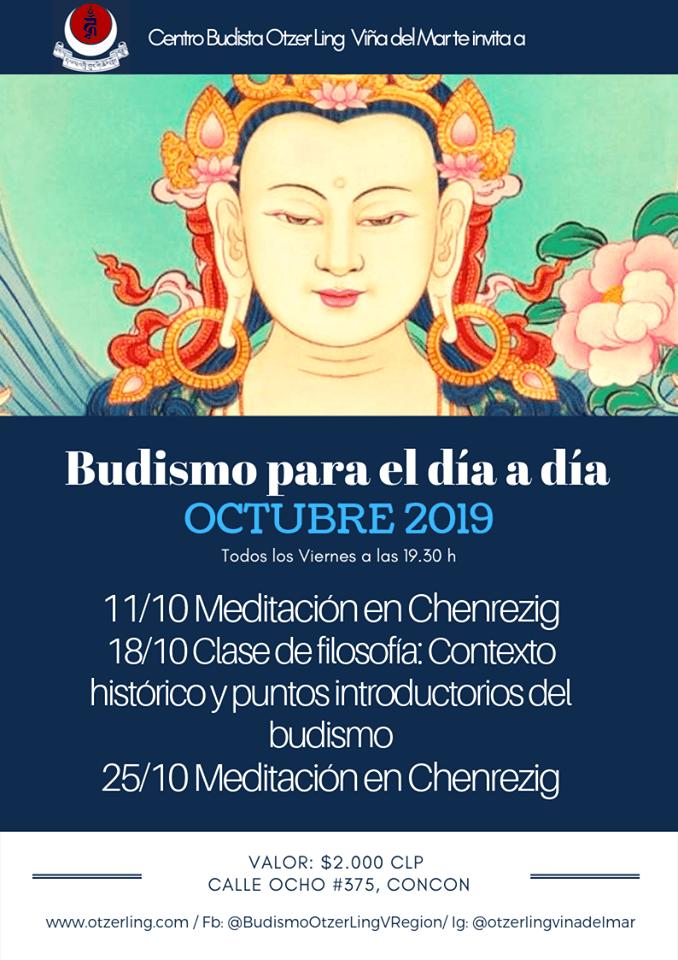 Budismo para el día a día