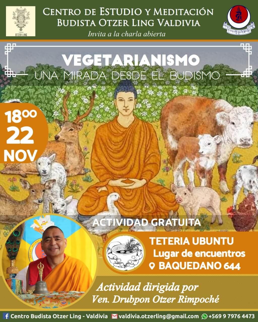 Vegetarianismo-Una Mirada desde el Budismo